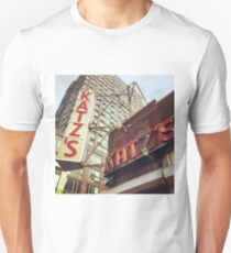 Katz's Deli, Lower East Side, NYC T-Shirt