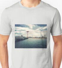 Coney Island Rides, Brooklyn Unisex T-Shirt