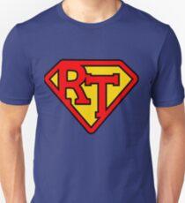 Super Respiratory Therapist Symbol Unisex T-Shirt
