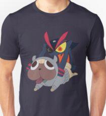 Kill la Kill Guts and Senketsu T-Shirt