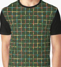 Grid Graphic T-Shirt