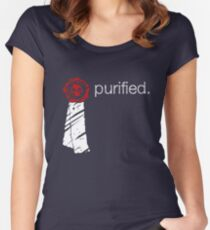 Purity Seal Women's Fitted Scoop T-Shirt