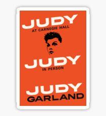 Live At Carnagie Hall Sticker