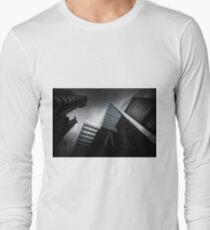 London Skyscrapers Long Sleeve T-Shirt