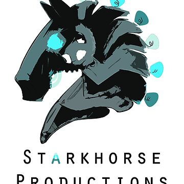 Starkhorse Logo - Grunge by Starkhorse
