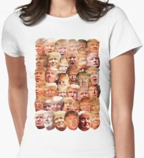 Donald Trump Women's Fitted T-Shirt