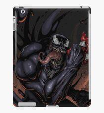 Spider and Venom, man. iPad Case/Skin