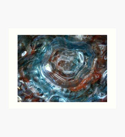 Art Glass Art Print