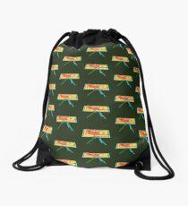 Meal Time Drawstring Bag