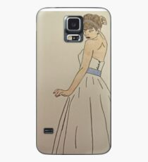 Wedding Dress No 1 Case/Skin for Samsung Galaxy