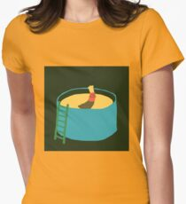 Seasoning the Soup Women's Fitted T-Shirt