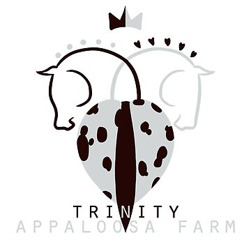 Trinity Appaloosa Farm Logo by Starkhorse