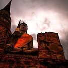 Thai temple by aambience