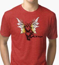 He's A Fairy Sweet Kitty Tri-blend T-Shirt