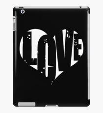 Love in Heart iPad Case/Skin