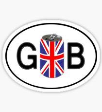 British Beer Sticker