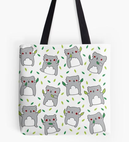 Koala dance Tote Bag