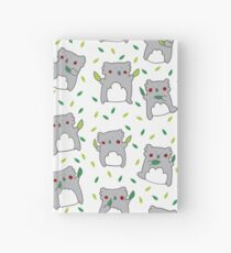 Koala dance Hardcover Journal
