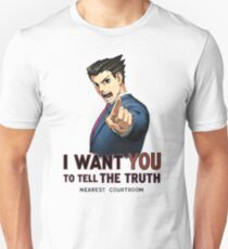 Pheonix Wright  T-Shirt
