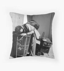 Forage Throw Pillow