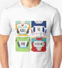 Roll To The Rescue! Unisex T-Shirt