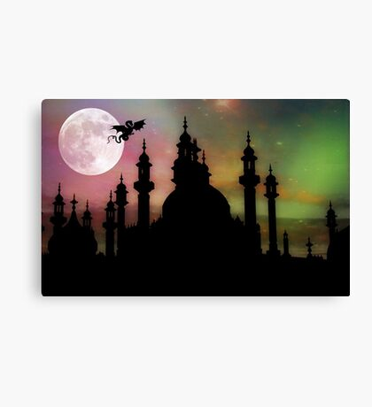 Dragon Flight ©  Canvas Print