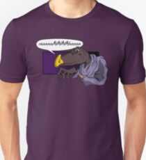 QUIET YOU WHIMPERING WORM! T-Shirt