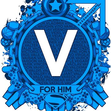 FOR HIM - V by PidoBear