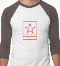 Stugotz Army Men's Baseball ¾ T-Shirt