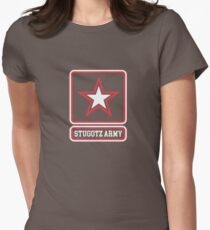 Stugotz Army Womens Fitted T-Shirt
