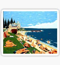 Cottesloe Beach Western Australia Sticker