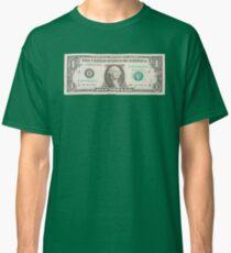 American One Dollar Bill Classic T-Shirt
