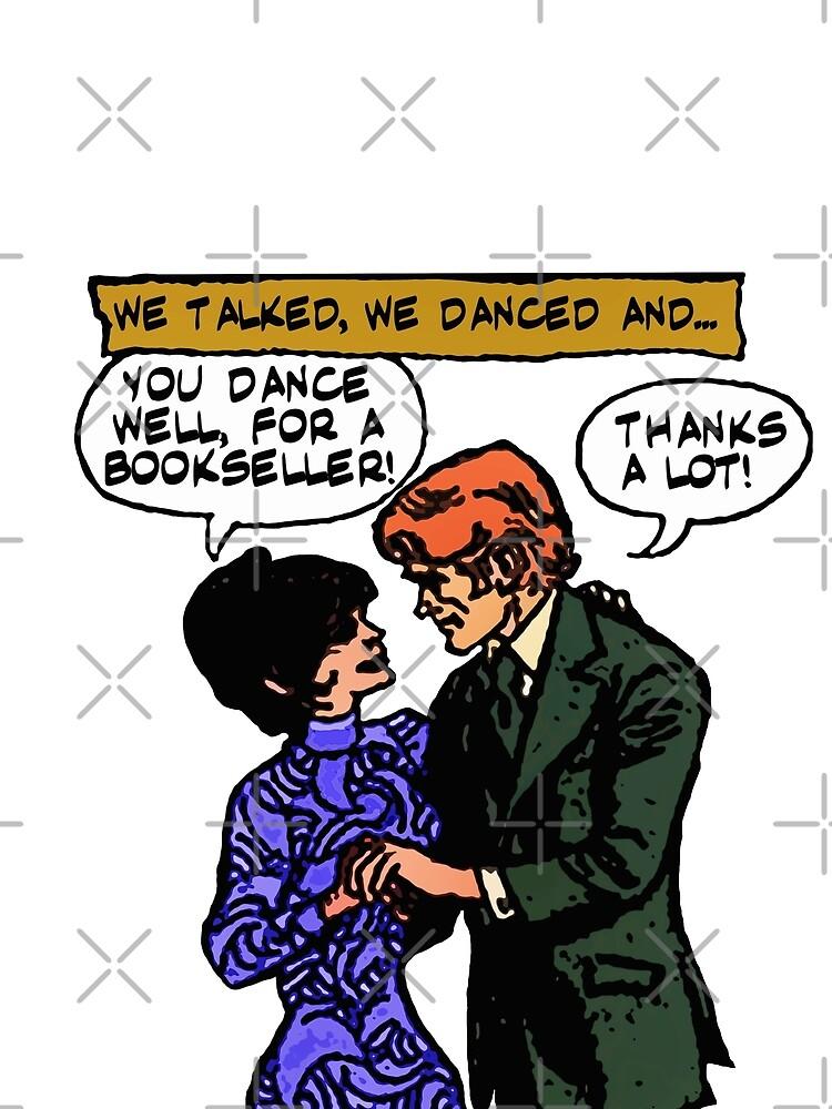 You Dance Well, para ser una librería de kryten4k