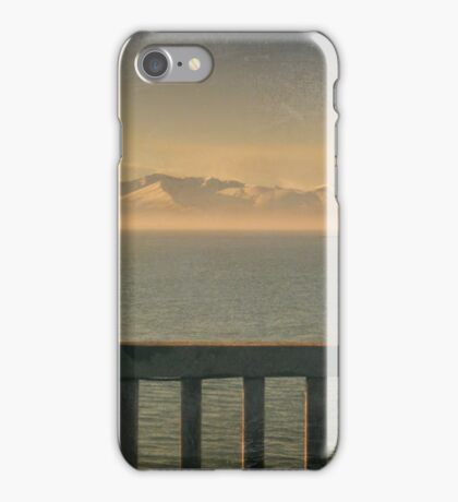 NO Jumping or Diving its too cold!  iPhone Case/Skin