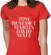 The British Boyfriend T-Shirt