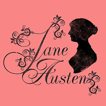 Jane Austen by erospsyche