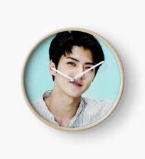 Sehun EXO Clock