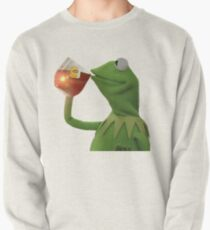 But that's none of my business Pullover