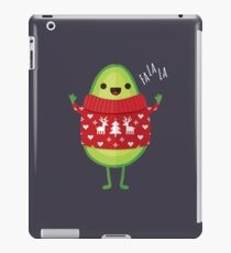 Avo Merry Christmas! iPad Case/Skin