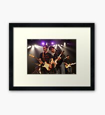 ARC Angels Guitar Duo Framed Print