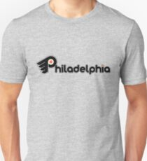 Philadelphia Flyers Logo Mashup T-Shirt