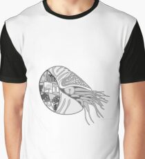 Nautilus submarine Graphic T-Shirt