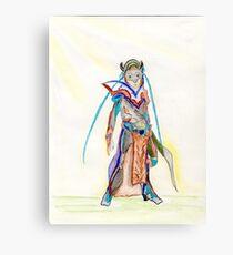 The FULL Armor of  GOD Canvas Print
