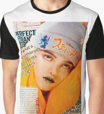 Toothbrush Graphic T-Shirt