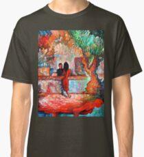 Plein Air Cafe Classic T-Shirt