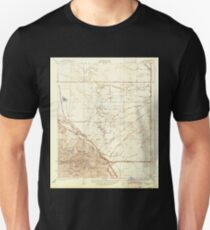 USGS TOPO Map California CA Tupman 301548 1933 31680 geo T-Shirt
