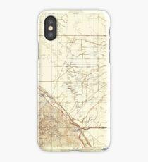 USGS TOPO Map California CA Tupman 301548 1933 31680 geo iPhone Case