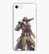 Peacekeeper (Wasteland Ranger) iPhone Case/Skin
