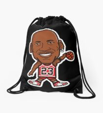 Michael Jordan Drawstring Bag