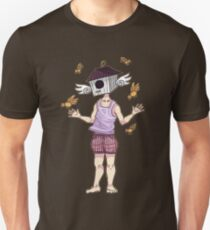 birdhouse head Unisex T-Shirt